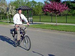 Encouragement Bike